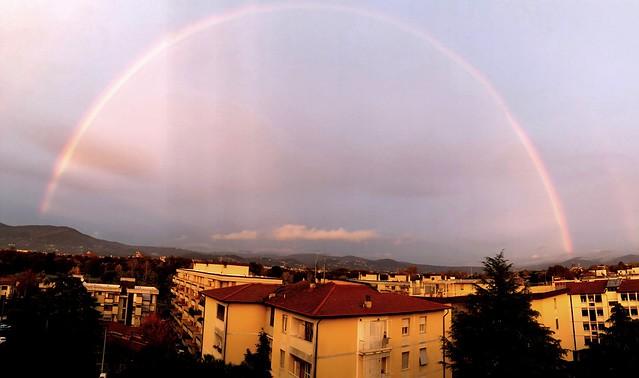 L'arcobaleno - The rainbow
