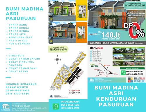 PROMO!!! 0856-5556-4913, Rumah Murah Syariah Pasuruan