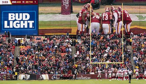 Washington Redskins, New York Giants | by Keith Allison
