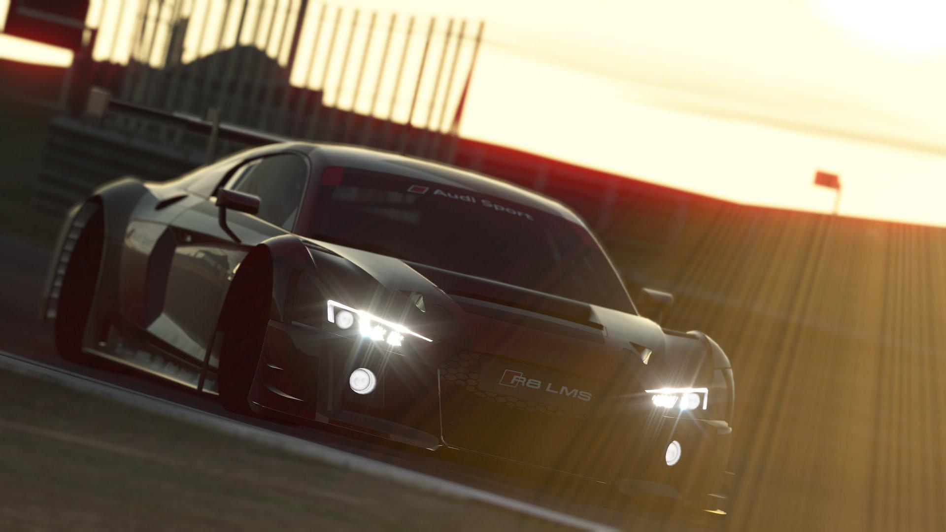 rFactor2  Audi R8 LMS GT3