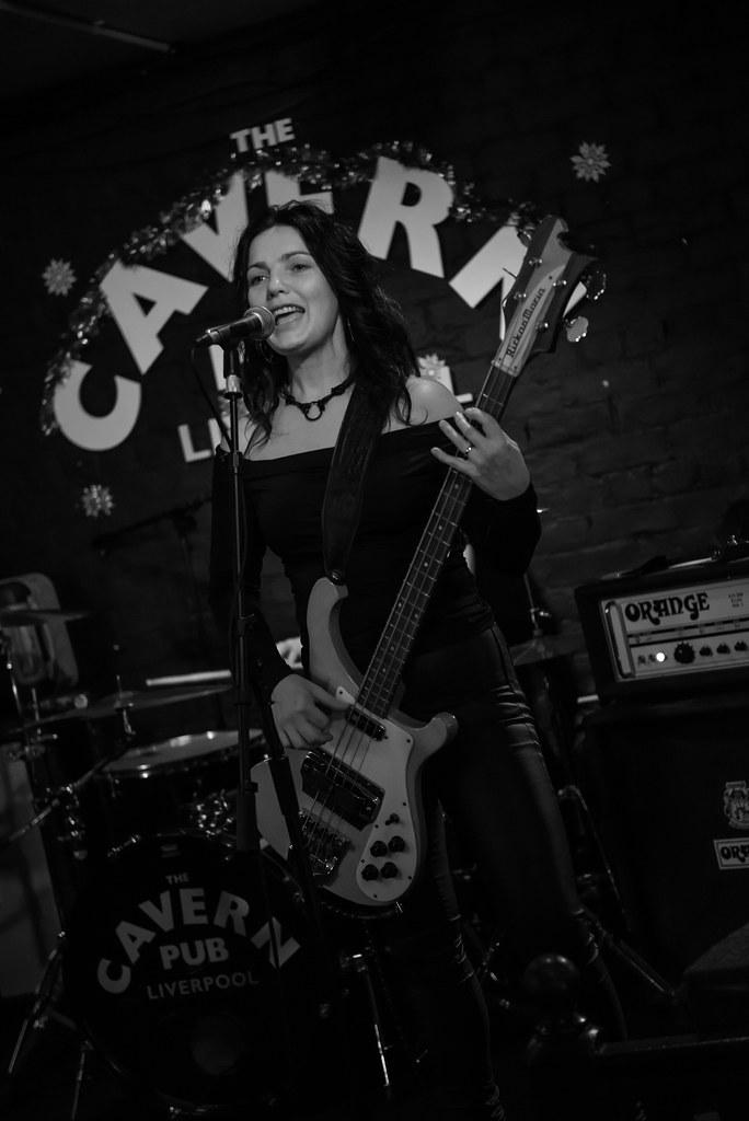 Liverpool, Cavern Pub - Amazing Kappa Band | 20181222_106