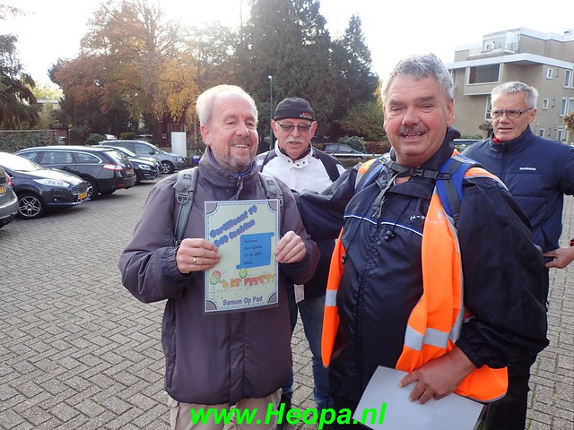 2018-11-07               Baarn SOP           25 Km  (6)