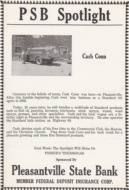 cash conn