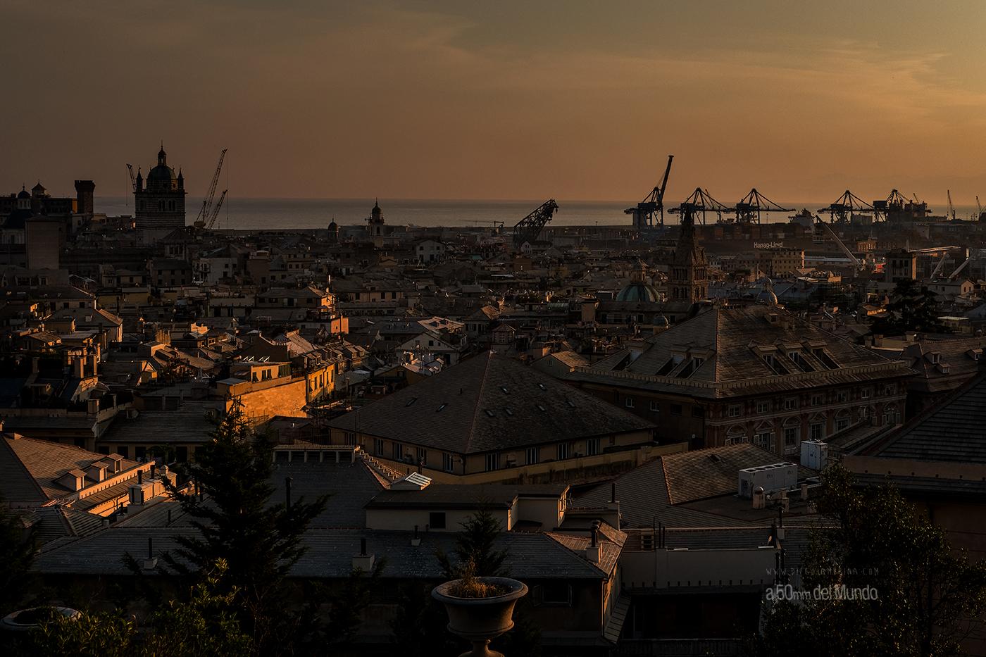 Génova, ciudad infinita