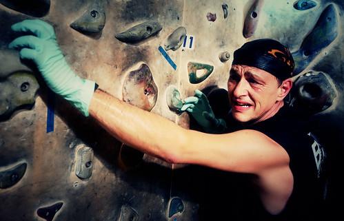 Fantasyclimbing corso di arrampicata il deposito di zio Paperone 56