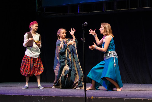 Aladdin Jr Somerville Musical Theater Program 2018 | by jamie_okeefe