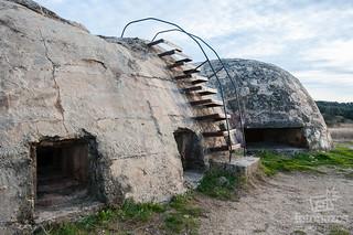 Búnker Blockhaus 13 en Colmenar del Arroyo | by Jexweber.fotos