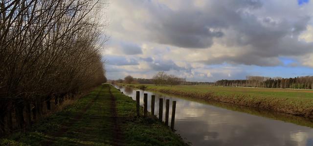 'Stekense Vaart' - Stekene - Belgium