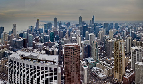 Hancock Tower Panorama | by franzkohler
