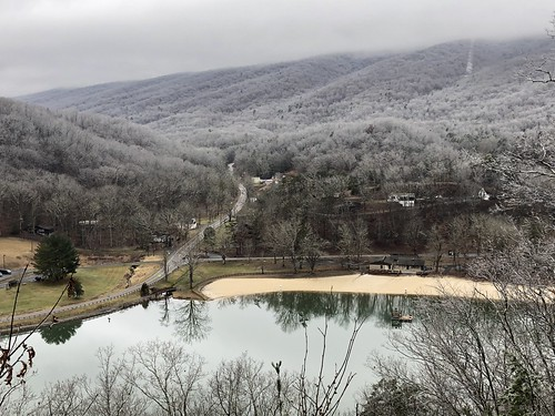 winter mountains outside outdoors nature appalachia snowy icy