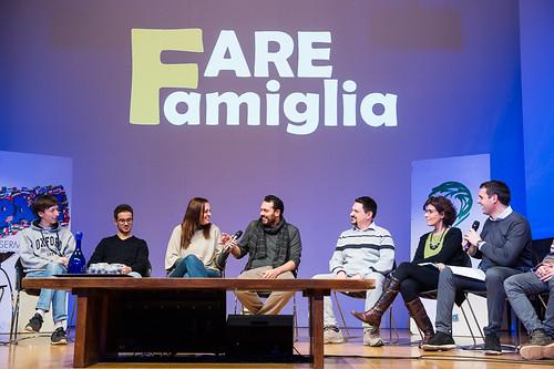 Gigi De Palo e Anna Chiara Gambini all'Università del Dialogo