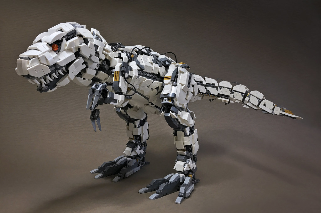 LEGO Mecha Tyrannosaur Mk2-08