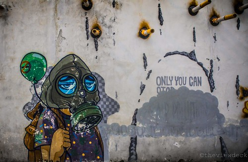 Street Art in George Town | by TheViewDeck