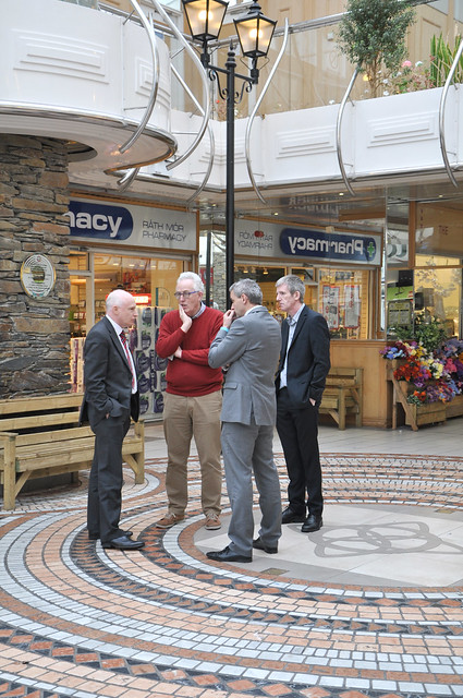 Visit to Derry of Australian High Commissioner to UK and Australian Ambassador to Ireland - January 13th 2017