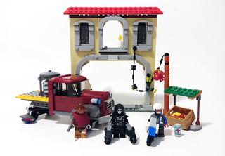 Dorado Showdown Brand New Lego 75972 Overwatch