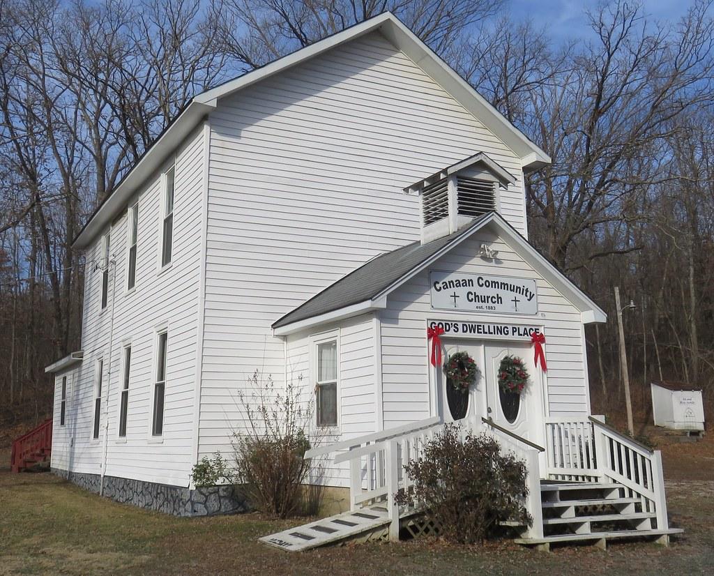 Canaan Community Church (Cook Station, Missouri)