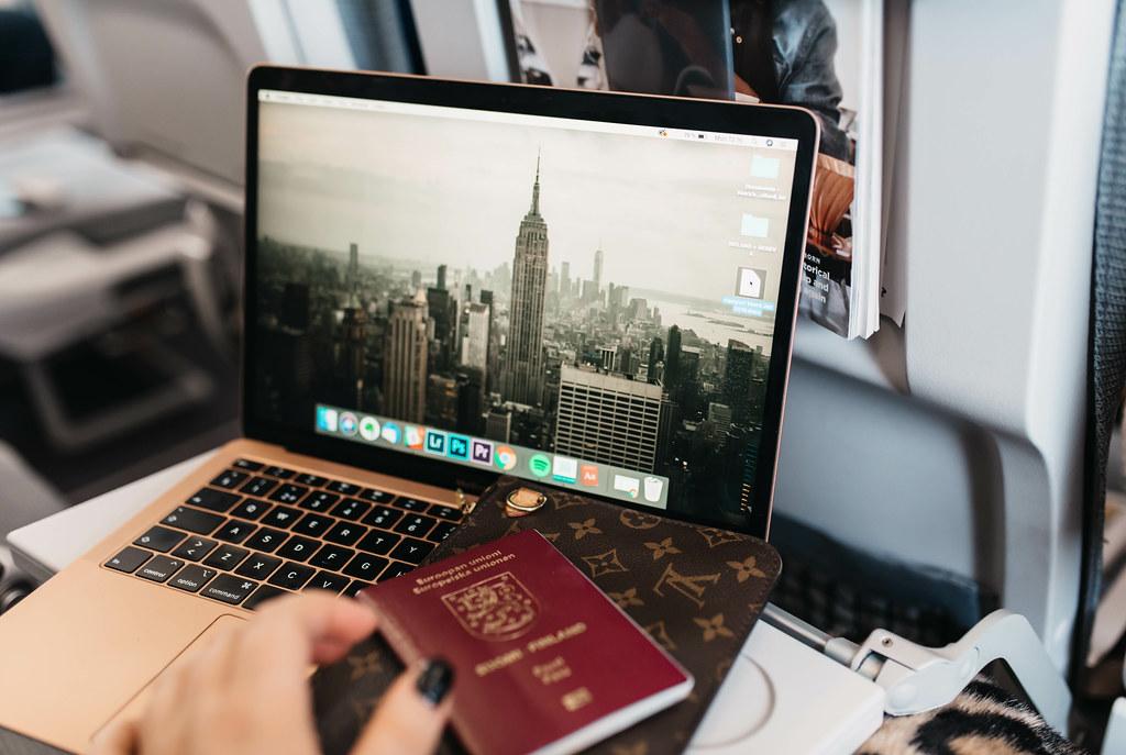 matkamessut matkabloggaajalle