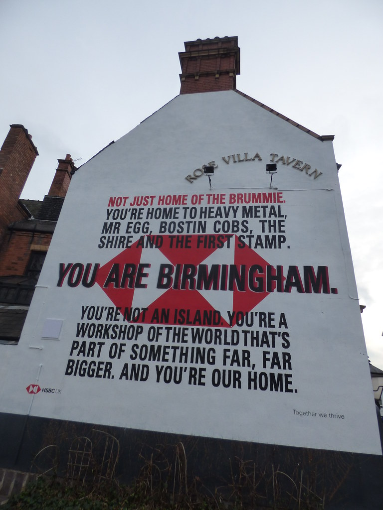 HSBC UK - You Are Birmingham - Rose Villa Tavern, Jeweller…   Flickr