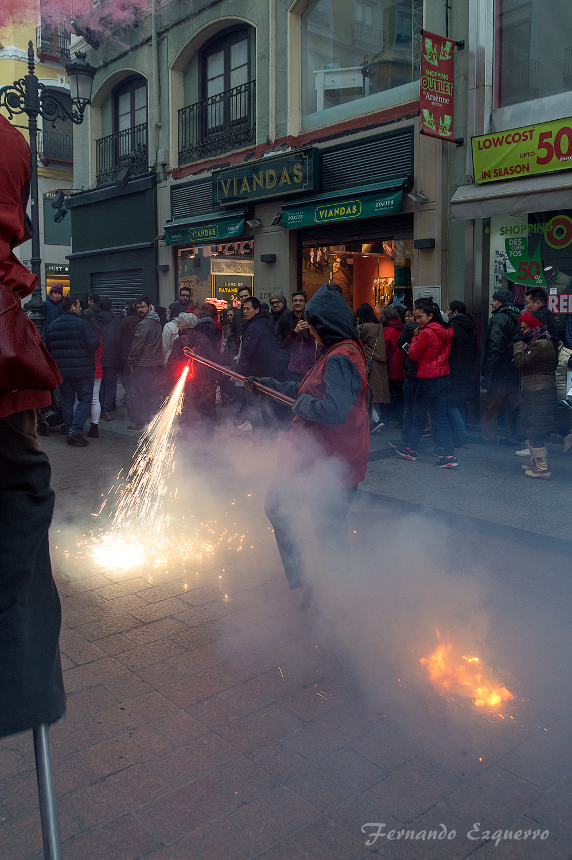 Fuego y pirotecnia