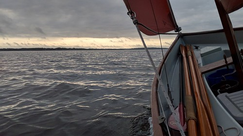 Early Morning Sailing