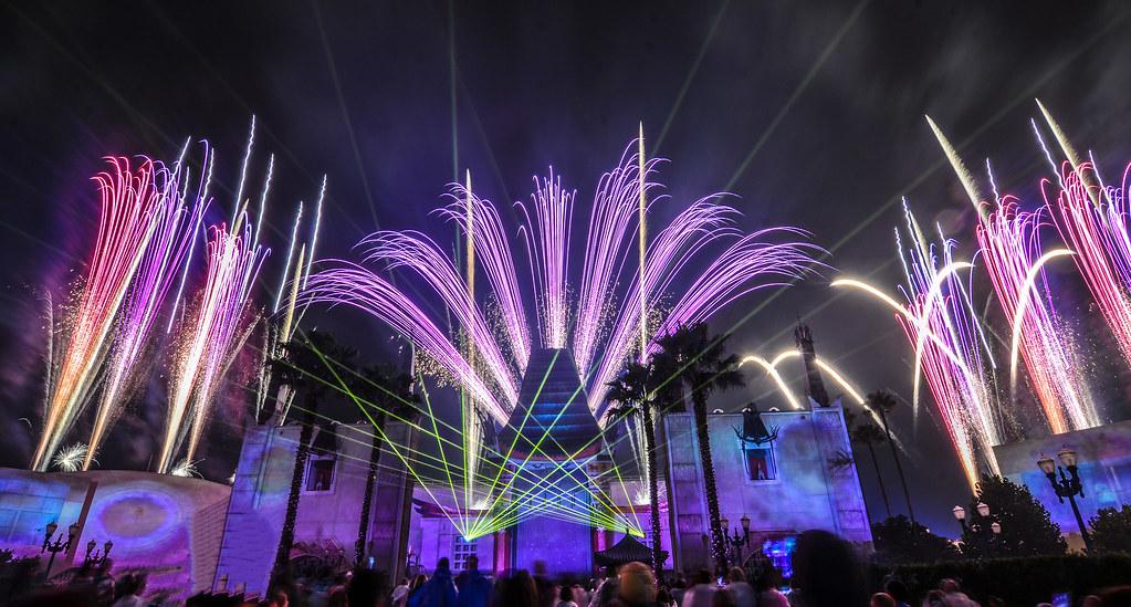 Fireworks streaks JBJB DHS