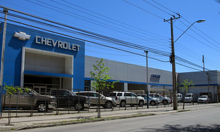 Chevrolet dealer Curico 2015