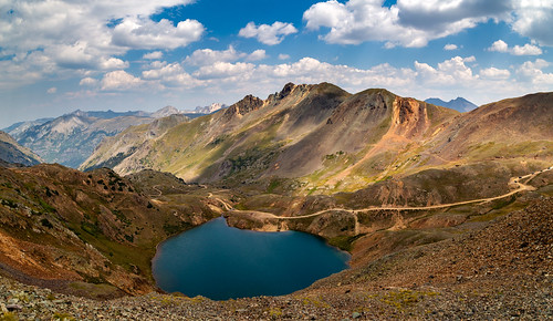 california pass lake como alpine loop silverton colorado mountain road 4wd jeep trail hurricane