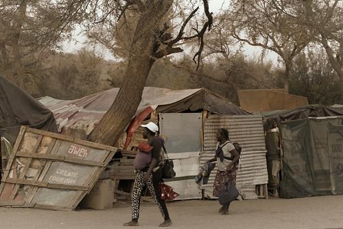 namibie afrique okahandja otjozondjuparegion na
