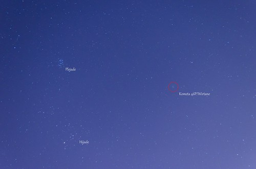 Kometa 46P/Wirtane