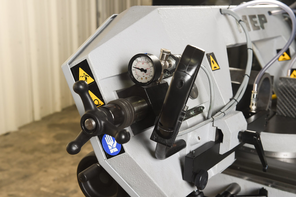 HYDMECH – DM-10 Band Saw