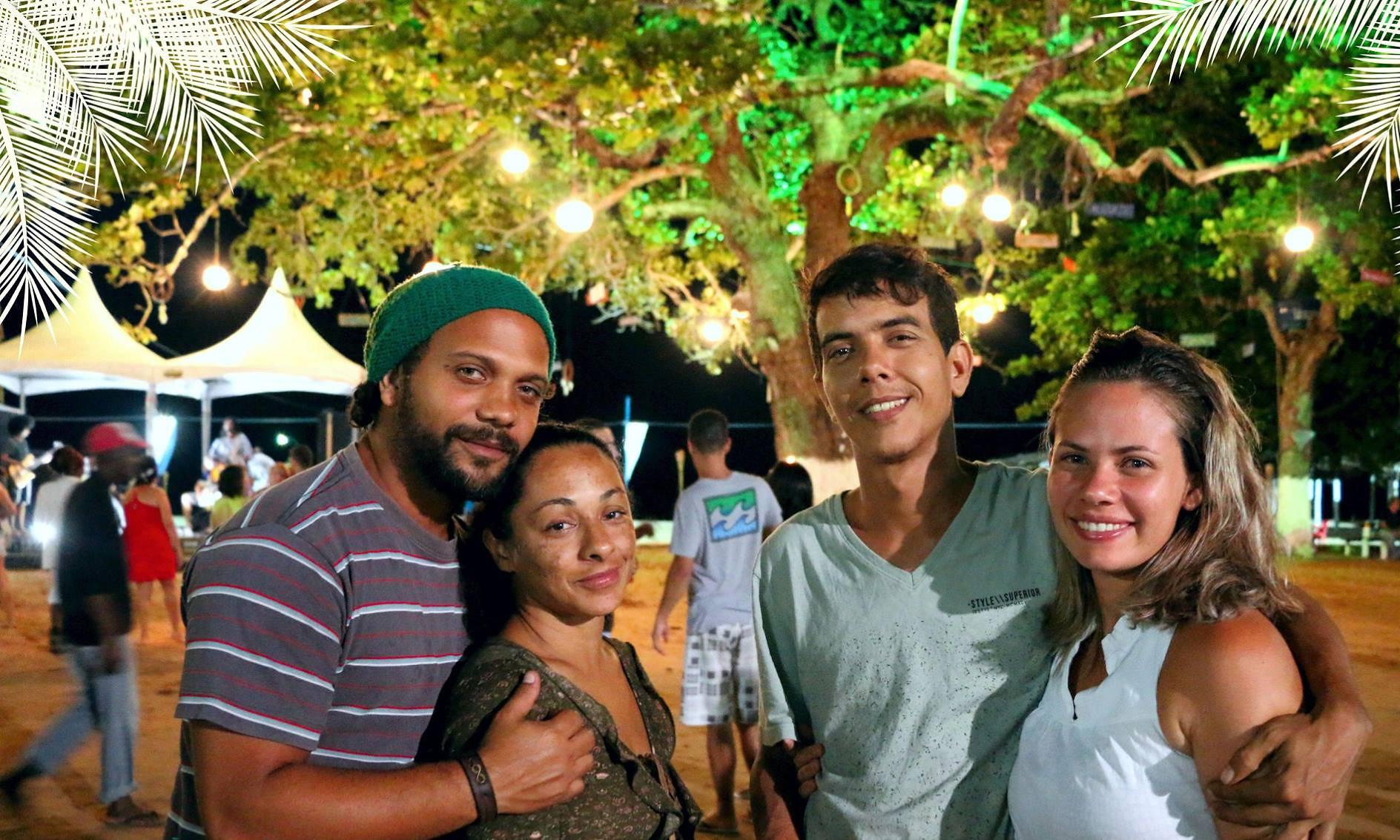 Luau com Ruy Galdino dá início às festas de final de ano em Caravelas (5)