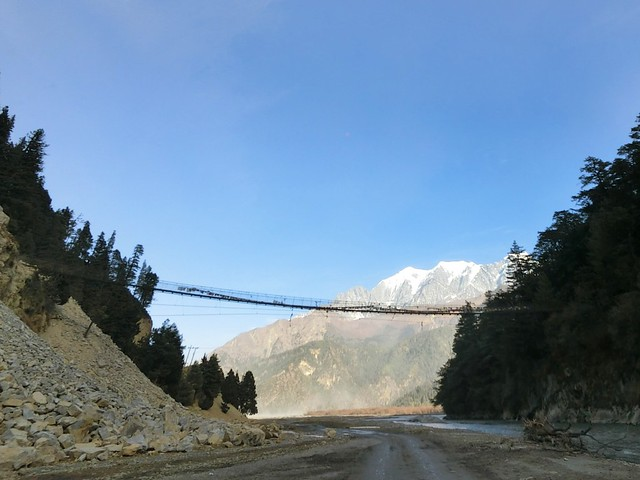 On the way to JOMSOM