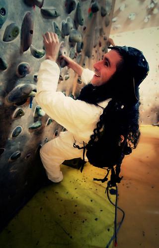 Fantasyclimbing corso di arrampicata il deposito di zio Paperone 12