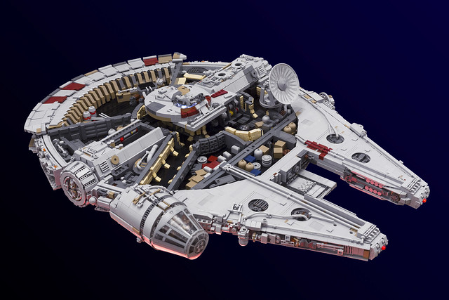 Millennium Falcon ROTJ (Mark II)