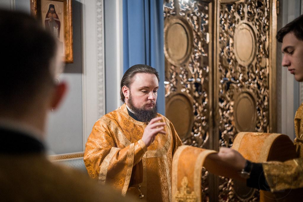 1-2 декабря 2018, Неделя 27-я по Пятидесятнице / 1-2 December 2018, 27th Sunday after Pentecost