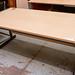 Maple straight desk E100