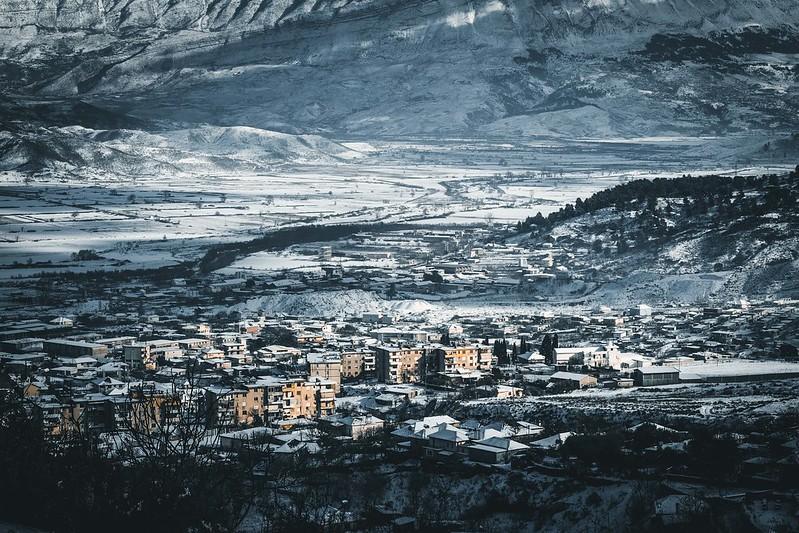 Gjirokaster, Albanie
