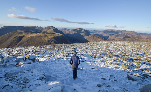 Borrowdale Hike via Great Gable, Lake District   by www.beckythetraveller.com