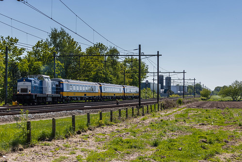 VR 203-1 + ICR Bs | Putten | by Rubentje01