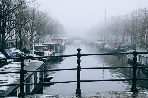 Amsterdam, Fog | by Amsterdamming