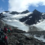 Vinciguerra Glacier Trekking Compania de guias Ushuaia _12