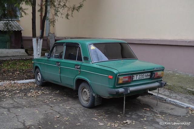 Lada VAZ 2106 Zhiguli