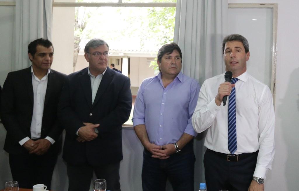 2018-11-07 PRENSA: Desayuno Día del Periodista Deportivo