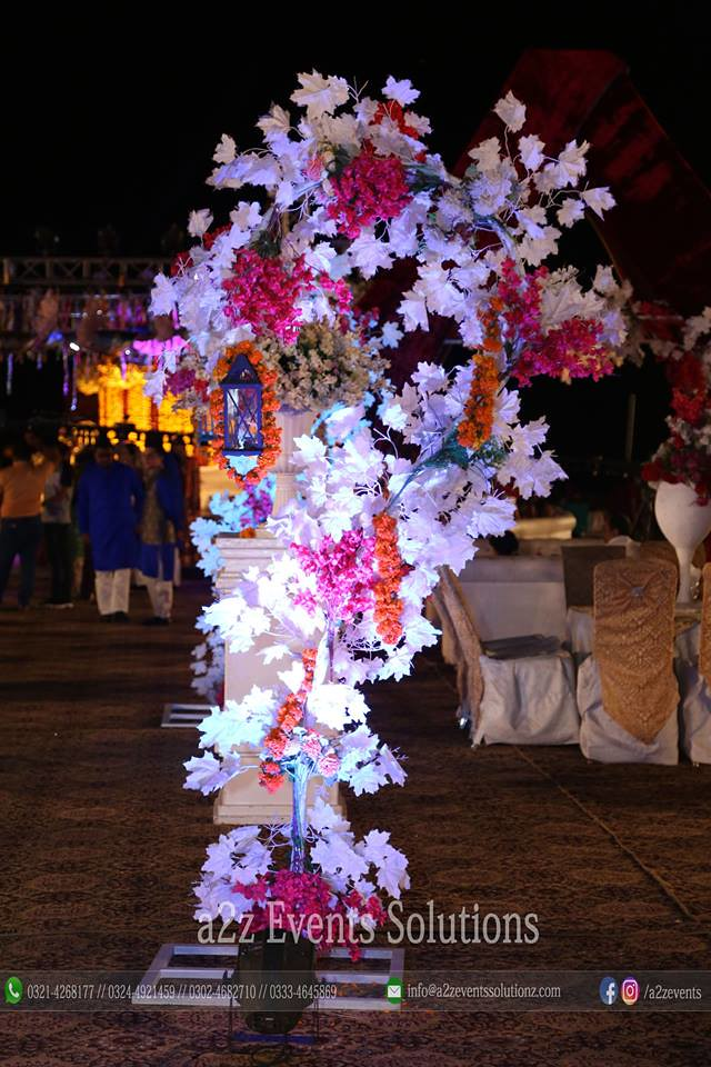 Wedding Setup Designers And Decorators Grand Mehndi Event