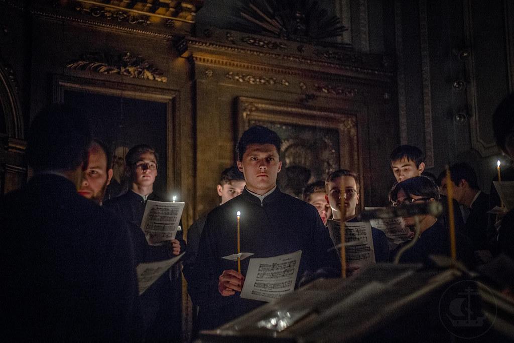 3 декабря 2018, Монашеский постриг. Монах Павел / 3 December 2018, Monastic vows. Monk Paul