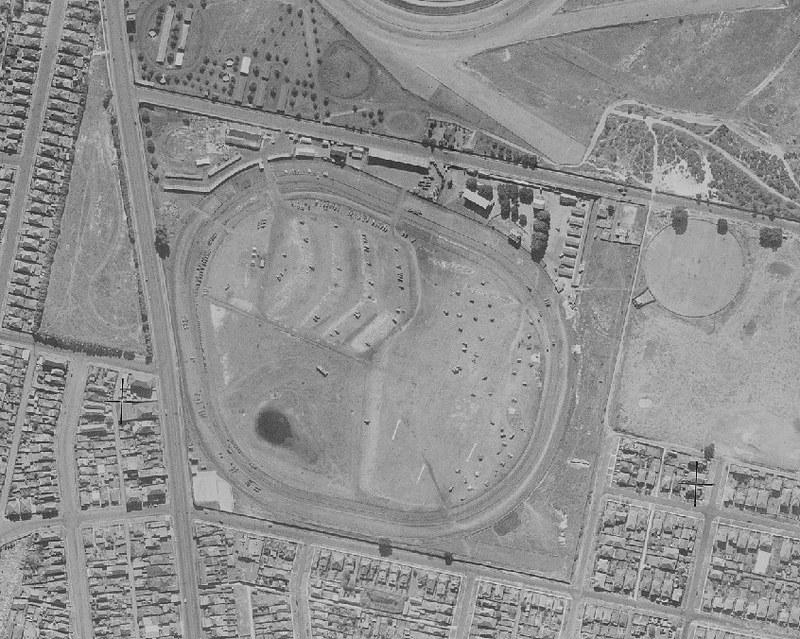 Kensington Racecourse, Kensington, Sydney, NSW.