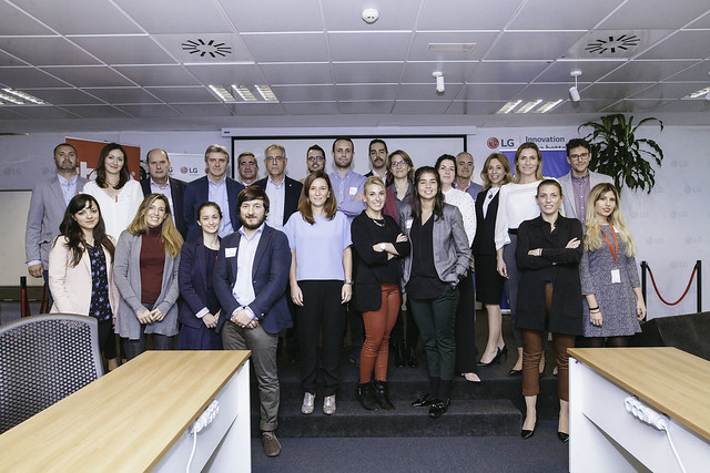 Circle Top Employers 2018, en LG Electronics Espa?a