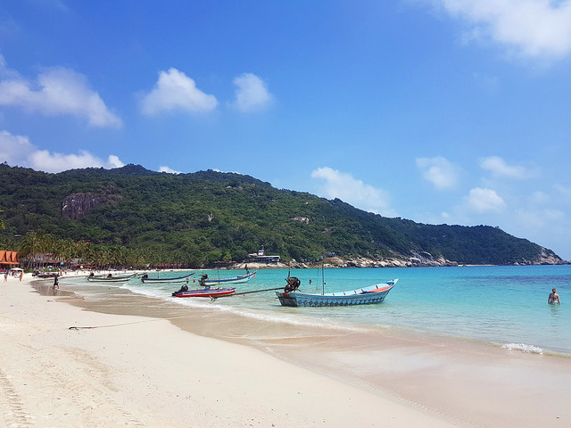 Thong Nai Pan Yai beach, Koh Phangan, Thailand