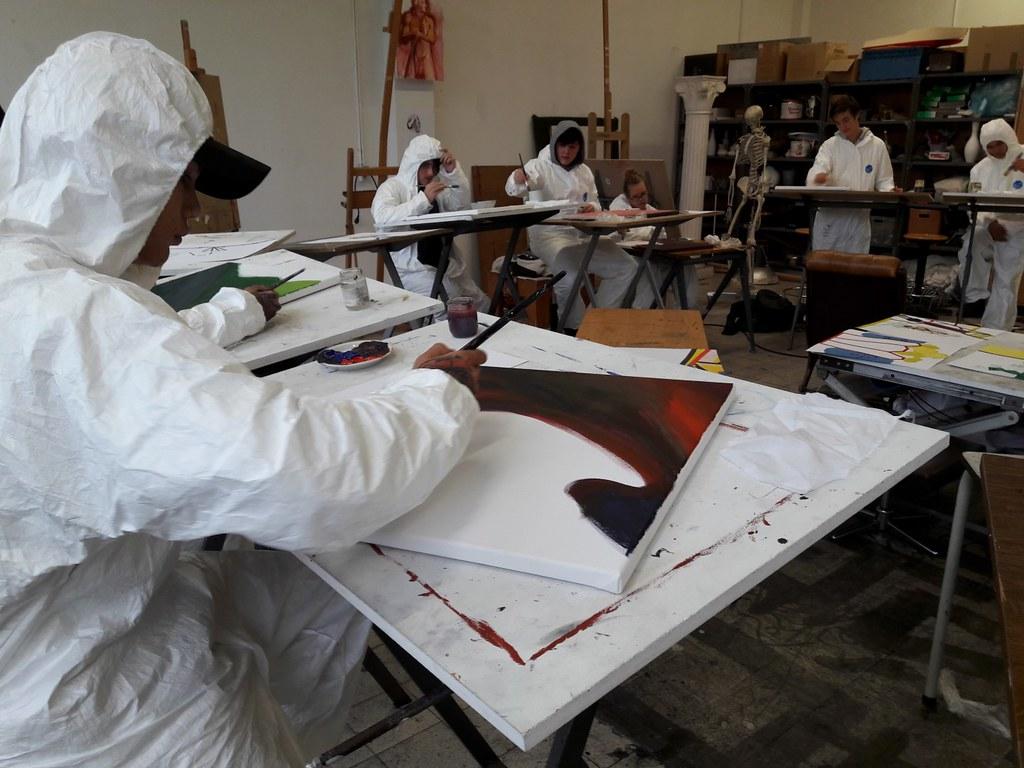 sessie 3 schilderen op doek (6)