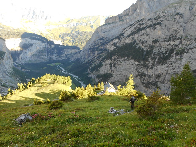 Monte Rosa, Hoogalpiene beklimming